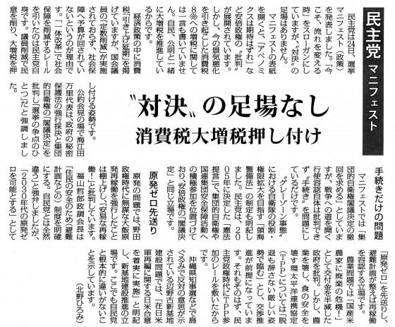 20141126民主マニフェスト