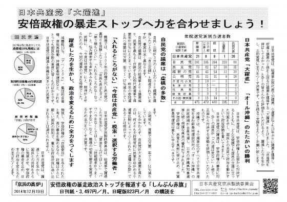 「京浜の高炉」20141219