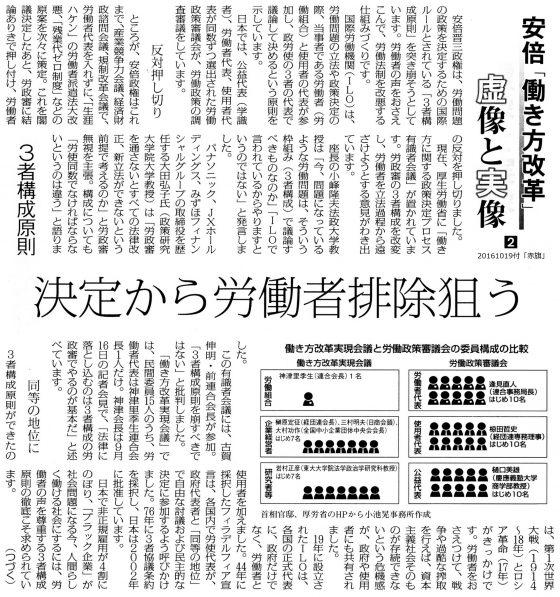 20161010働き方改革②
