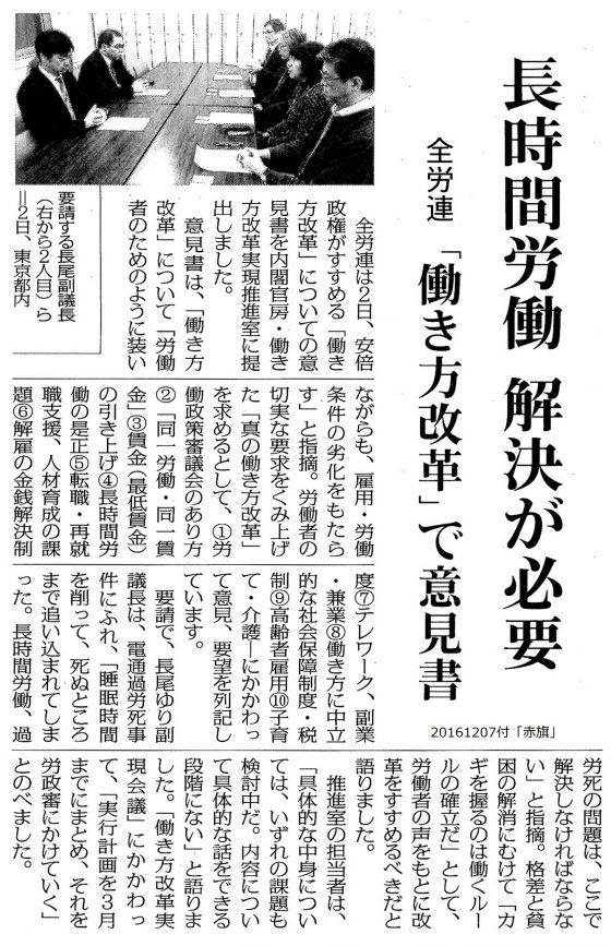 20161207全労連働き方改革