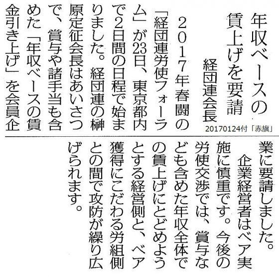 20170124経団連年収ベース